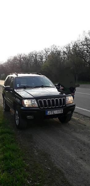 Jeep Grand Cherokee 2002 року в Миколаїві