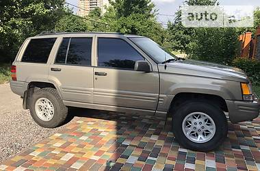 Jeep Grand Cherokee 1996 в Києві
