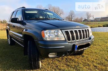 Jeep Grand Cherokee 2002 в Самборе