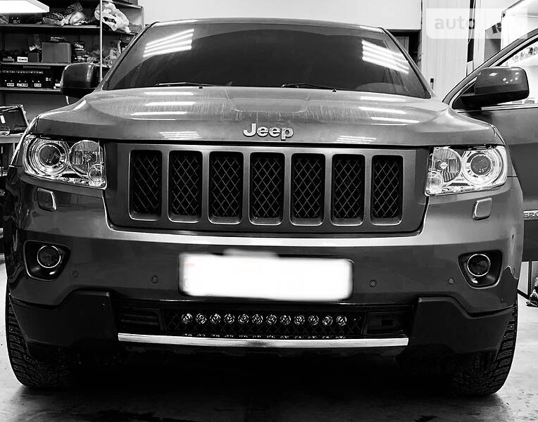Jeep Grand Cherokee 2011 в Краматорске