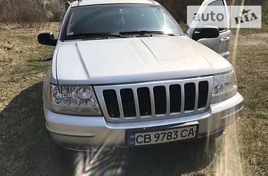 Jeep Grand Cherokee 2002 в Чернигове