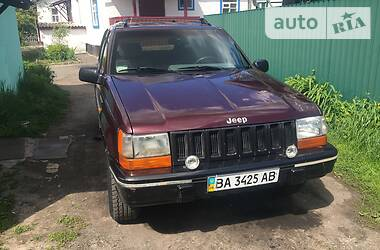 Jeep Grand Cherokee 1994 в Пирятине