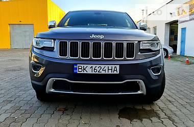 Jeep Grand Cherokee 2014 в Ровно
