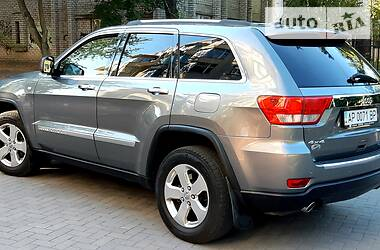 Jeep Grand Cherokee 2011 в Запорожье