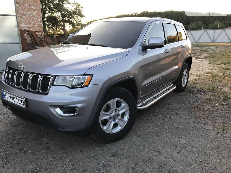 Унiверсал Jeep Grand Cherokee 2017 в Полтаві