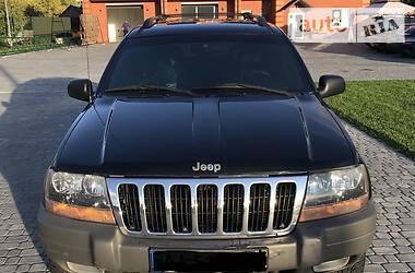Jeep Grand Cherokee 2002 в Виннице