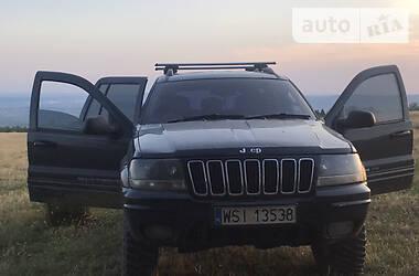 Jeep Grand Cherokee 2003 в Иршаве