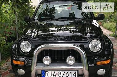 Jeep Liberty 2004 в Чернівцях