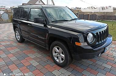 Jeep Patriot 2013 в Луцке