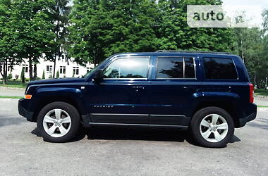 Jeep Patriot 2014 в Сумах