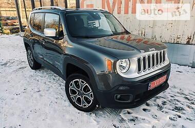 Jeep Renegade 2016 в Львове