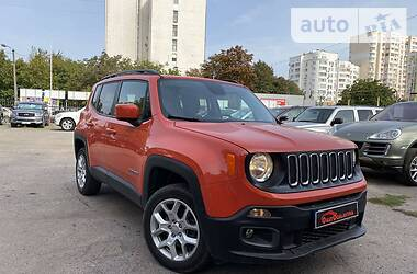 Jeep Renegade 2016 в Одессе