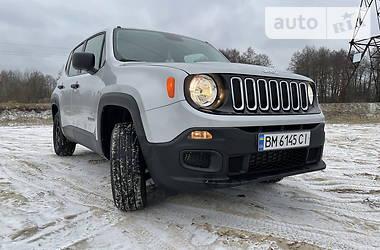 Jeep Renegade 2017 в Шостці