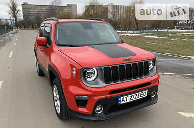 Jeep Renegade 2018 в Ивано-Франковске