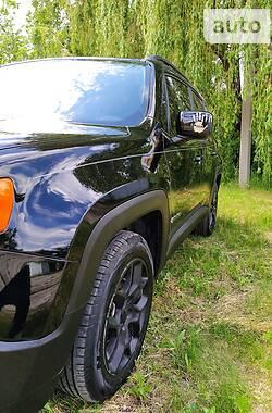 Внедорожник / Кроссовер Jeep Renegade 2018 в Умани
