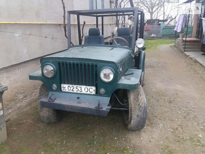 Jeep Willys 1949 года в Ужгороде