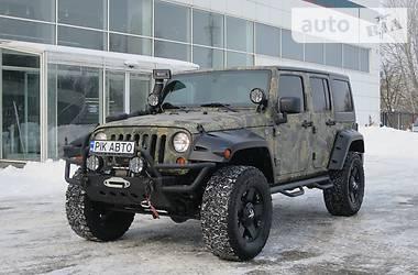 Jeep Wrangler 2012 в Киеве