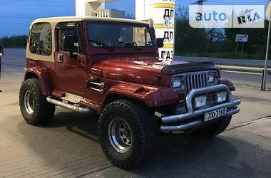 Jeep Wrangler 1990 в Києві