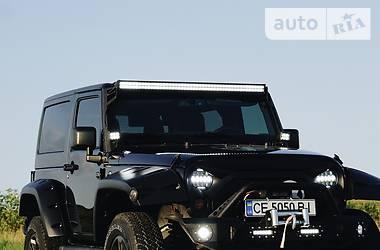 Jeep Wrangler 2018 в Черновцах