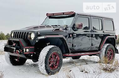 Jeep Wrangler 2018 в Северодонецке
