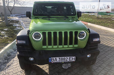 Внедорожник / Кроссовер Jeep Wrangler 2019 в Одессе