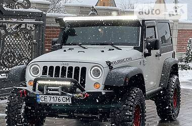 Jeep Wrangler 2012 в Черновцах