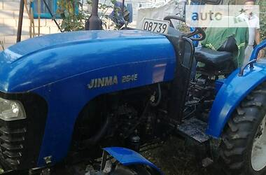 Jinma 264 2015 в Богуславе