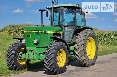 Трактор сельскохозяйственный John Deere 3640 1992 в Луцке