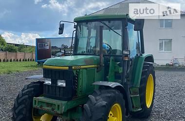 Трактор сельскохозяйственный John Deere 6200 1997 в Луцке