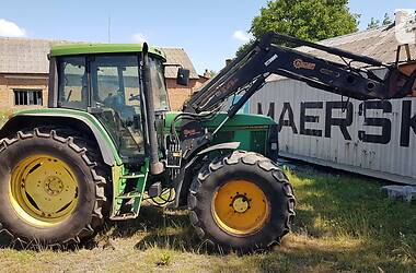 Трактор сільськогосподарський John Deere 6600 1998 в Хмельницькому