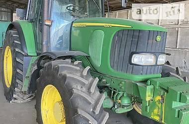 Трактор сельскохозяйственный John Deere 6920 2005 в Звенигородке