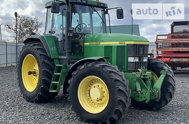 Трактор сельскохозяйственный John Deere 7710 1999 в Ратным