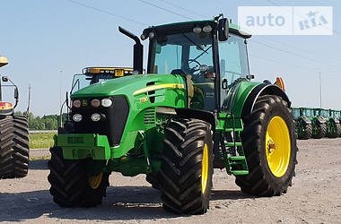 Трактор сельскохозяйственный John Deere 7730 2010 в Киеве