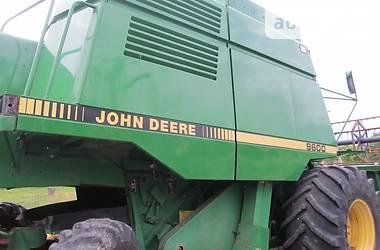 John Deere 9600 1991 в Ковелі