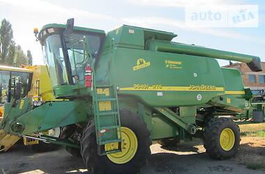 John Deere 9640 WTS 2005 в Херсоне