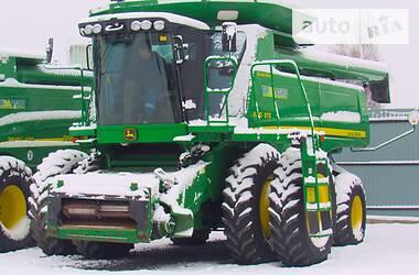 John Deere 9770 STS 2009 в Звенигородці