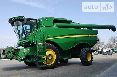 Комбайн зерноуборочный John Deere S 670 2015 в Киеве
