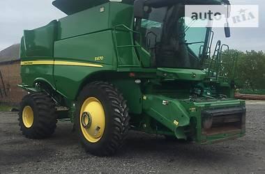 Комбайн зернозбиральний John Deere S 670 2013 в Вінниці