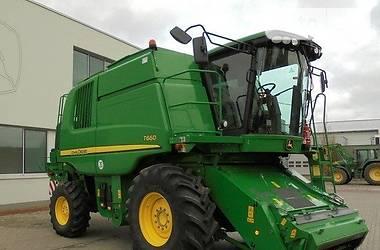 John Deere T 660 2009 в Житомирі