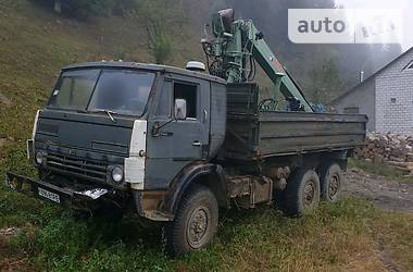 КамАЗ 4310 1996 в Межгорье