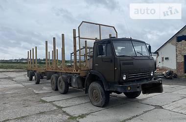 Лесовоз / Сортиментовоз КамАЗ 4310 1989 в Нововолынске