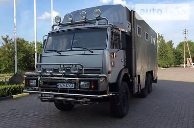 Фургон КамАЗ 4310 1992 в Ірпені