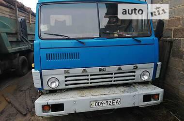Лісовоз / Сортиментовоз КамАЗ 4310 1993 в Дружківці