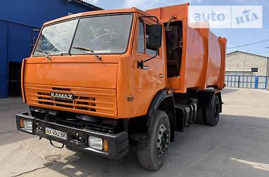 Сміттєвоз КамАЗ 43253 2007 в Харкові