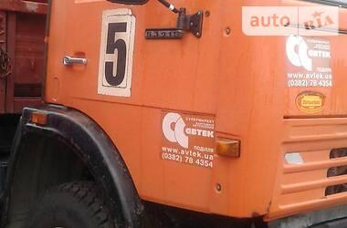 КамАЗ 45143 2008 в Крыжополе