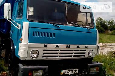 Самосвал КамАЗ 45143 1983 в Деражне