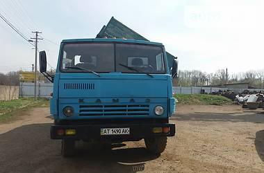КамАЗ 53102 1987 в Жидачові
