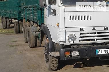 КамАЗ 53208 1991 в Полтаві