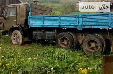 КамАЗ 5320 1990 в Ужгороді