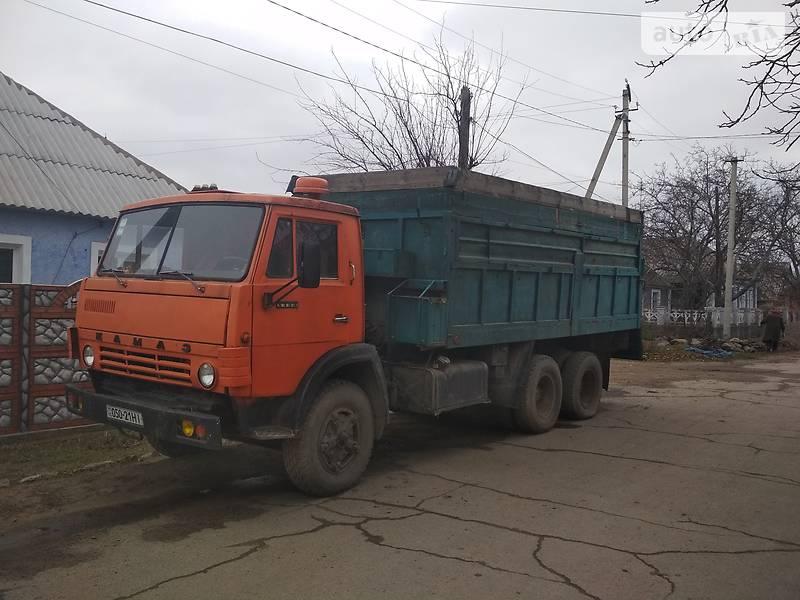 Бортовий КамАЗ 5320 1989 в Вознесенську